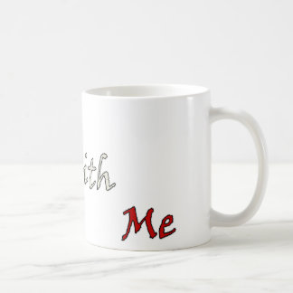 Drink With Me Les Miserables Mug