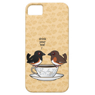 Drink Your Tea! iPhone SE/5/5s Case