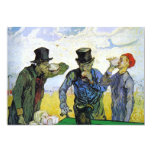 Drinkers by Vincent van Gogh Announcements