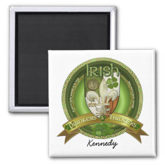 Drinkers & Thinkers - Irish Blessings Magnet