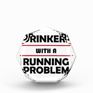 Drinkers with a Running Problem Award