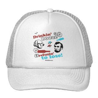 Drinkin' Booze and Refusin' to Lose Trucker Hat