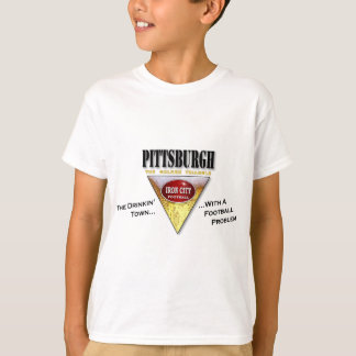 Drinkin' Town with a Football Problem T-Shirt