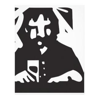 Drinking Alone Letterhead