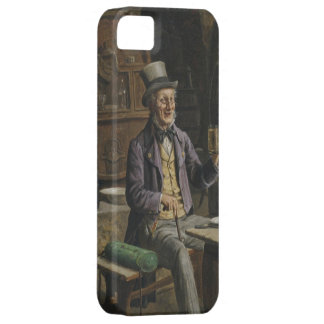 Drinking Beer Painting iPhone SE/5/5s Case