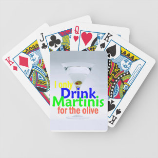Drinking Bicycle Playing Cards