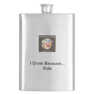 Drinking Companion Flask
