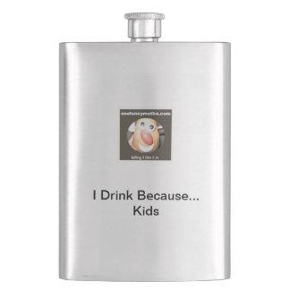 Drinking Companion Flask