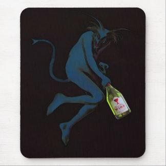 Drinking Devil - Mousepad
