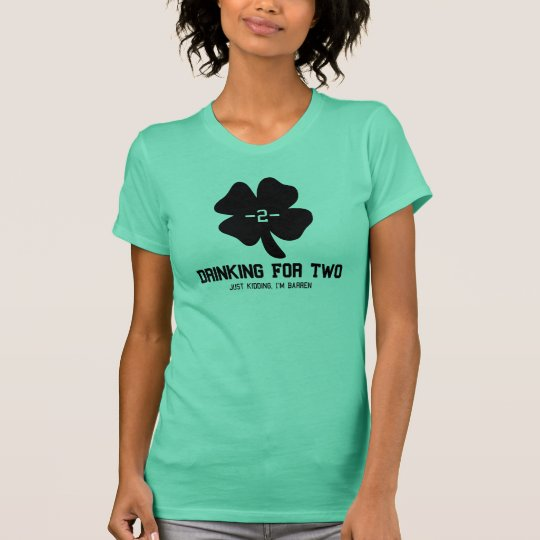 Drinking For Two T-Shirt