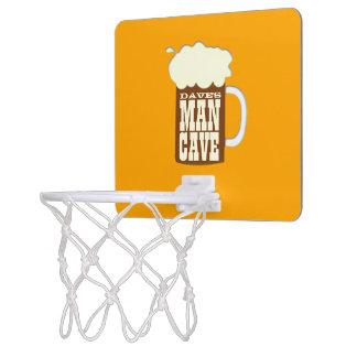 Drinking Games Man Cave Custom Mini Basketball Backboard