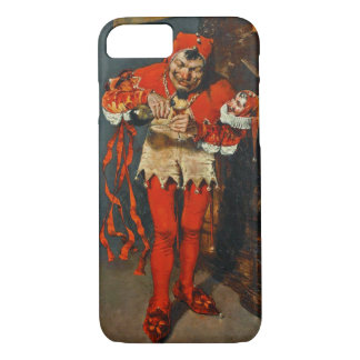 Drinking Jester 1875 iPhone 8/7 Case