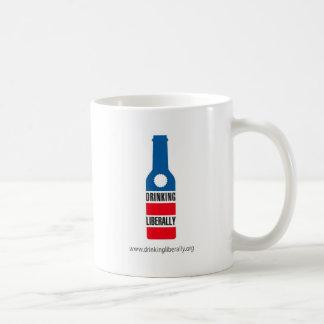 Drinking Liberally Mug
