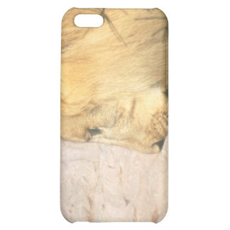 Drinking Lion iPhone Case iPhone 5C Covers