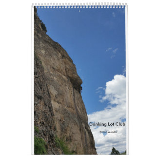 Drinking Lot Club Climbing Calendar 2016-2017