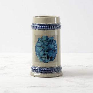 Drinking mugs, Home & Pet 25th Anniversary Gift Beer Stein