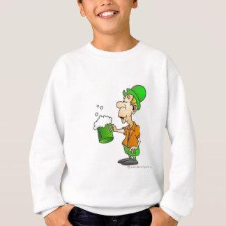 drinking st patricks design sweatshirt