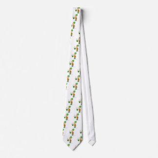 drinking st patricks design tie
