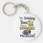 Drinking-Team-1- [convertido] Llavero Redondo Tipo Pin