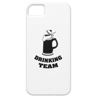 Drinking Team iPhone 5 Cover