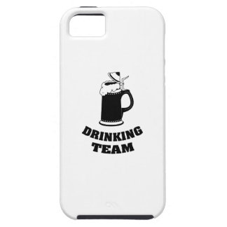 Drinking Team iPhone 5 Cases