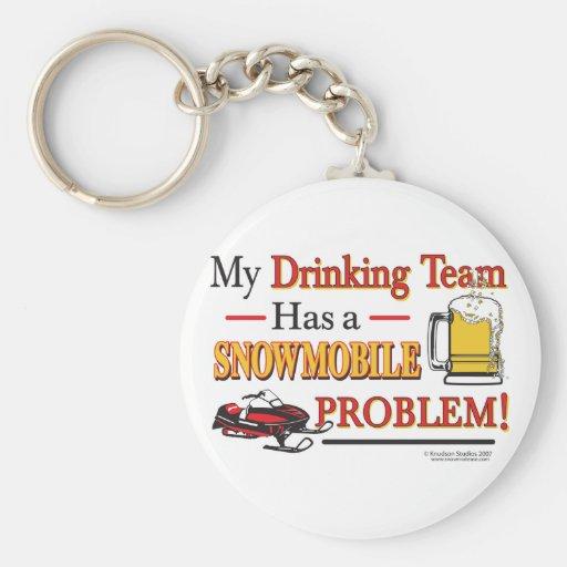 Drinking-Team-Final- Key Chains