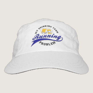 Drinking Team Has Running Problem Headsweats Hat