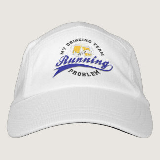 Drinking Team Has Running Problem Headsweats Hat