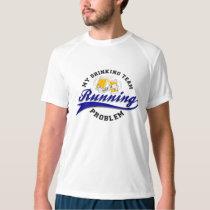Drinking Team Has Running Problem New Balance SS T-shirt
