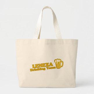 Drinking Team tee shirts Jumbo Tote Bag