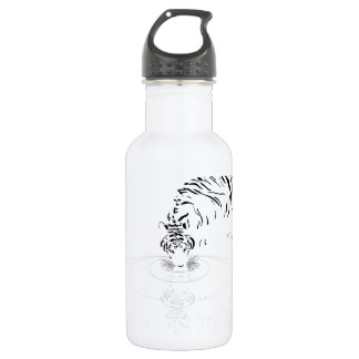 Drinking Tiger Stainless Steel Water Bottle