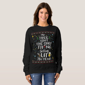 Drinking Ugly Christmas Sweater