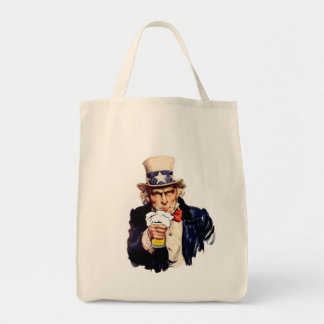Drinking Uncle Sam Bag
