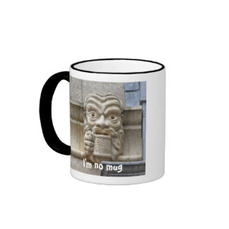 'Drinking vessel' mug