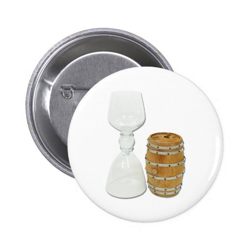 DrinkingGlassBarrel Pin