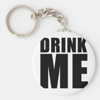 DrinkMe Llavero Redondo Tipo Pin