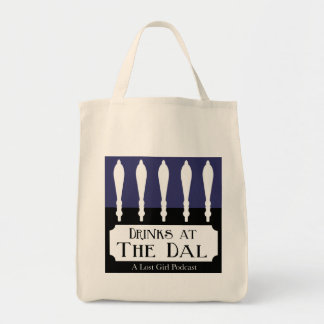 Drinks at The Dal Logo Tote Bag