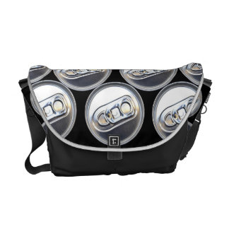 Drinks Cans Messenger Bag