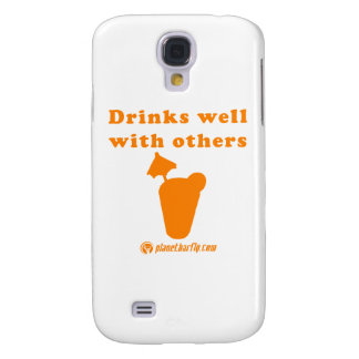 Drinks well with others galaxy s4 cases