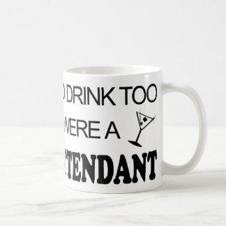DrinkToo - Flight Attendant Classic White Coffee Mug