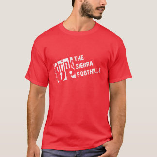 drinkUP The Sierra Foothills T-Shirt