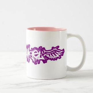 Drinkware - Army Angel Two-Tone Coffee Mug