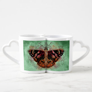 Drinkware - Painted Lady Coffee Mug Set