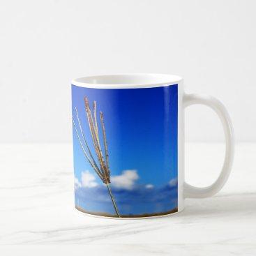 Beach Themed Drinkware with a pretty beach scene coffee mug