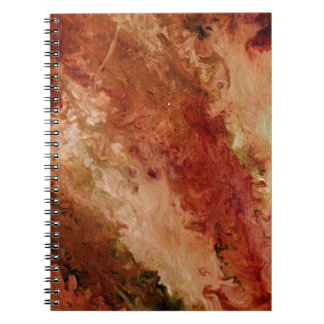 Drip-a-Thought Spiral Note Book