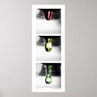Drip Drip Drop Poster