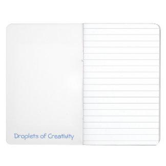 Drip Drip Drop - Rain Notebook
