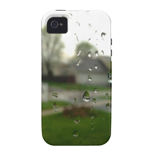 Drip Drop Vibe iPhone 4 Cover