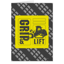 Drip Grip & Lift Card