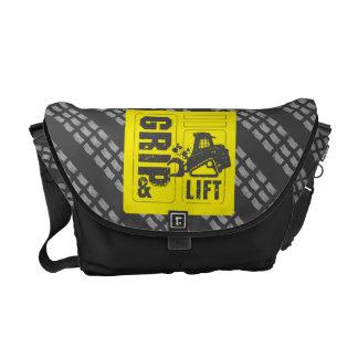 Drip Grip & Lift Messenger Bag